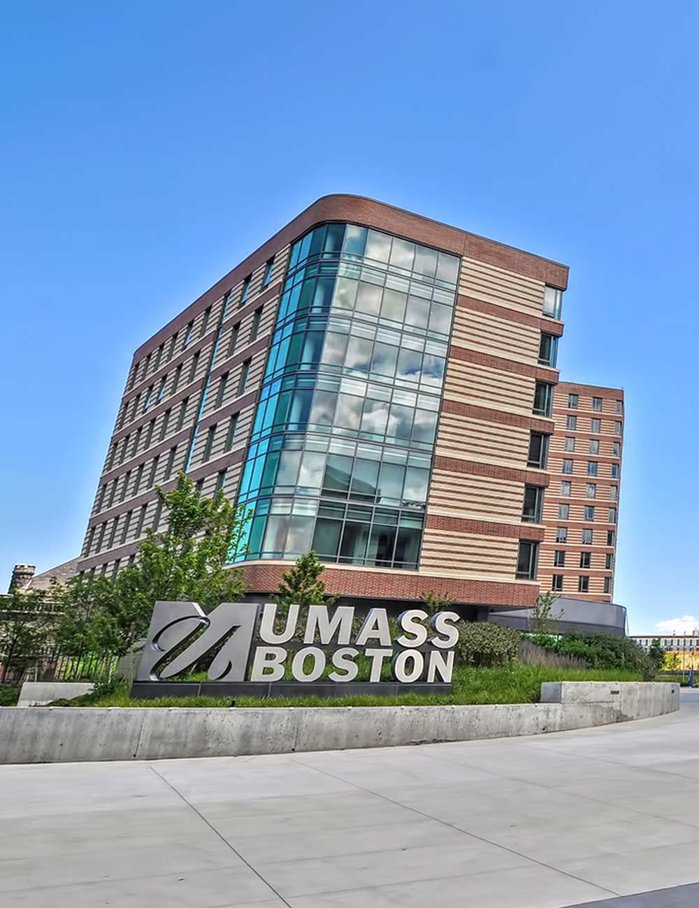 UMass Boston campus